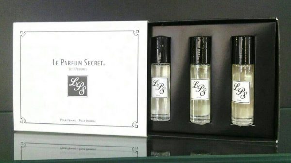Pack Roll-On MD Le parfum Secret