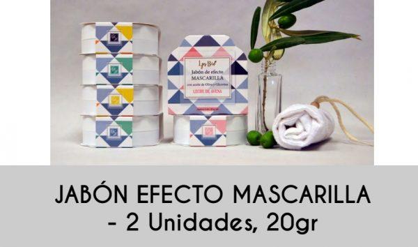 Jabón Efecto Mascarilla 2 unidades le parfum secret
