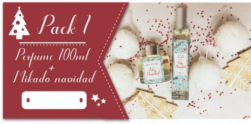 pack1 navidad le parfum secret